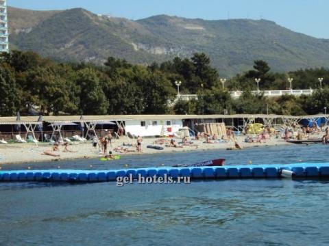 «Приветливый берег» пансионат Геленджик, курорт